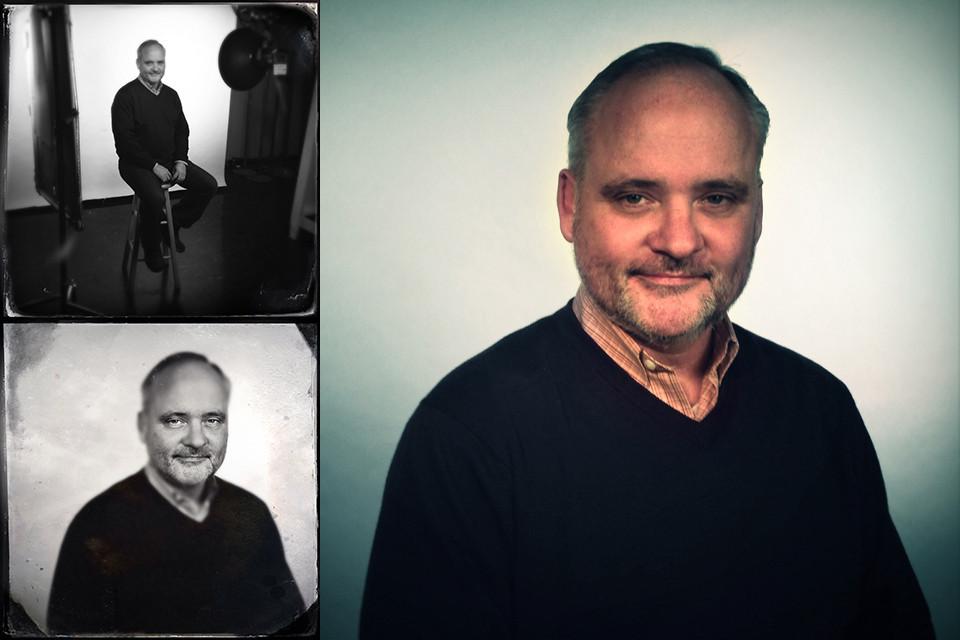 Pete Reinwald, deputy editor