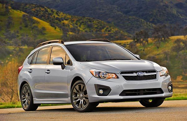 This Impreza starts at $18,245, and versions with the most fuel-efficient transmission are now rated at 27 miles per gallon in the city and 36 mpg on the highway. That's a 33% jump for the highway rating compared with the previous version.See full story