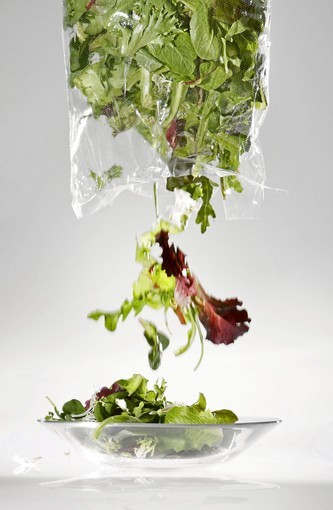 Produce growers are trying to find better ways to make sure that bagged greens are free of illness-causing organisms.