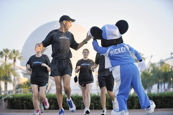 Former Olympic runner Jeff Galloway has run every Disney Marathon since its inception in 1994 and is the official training consultant for runDisney.