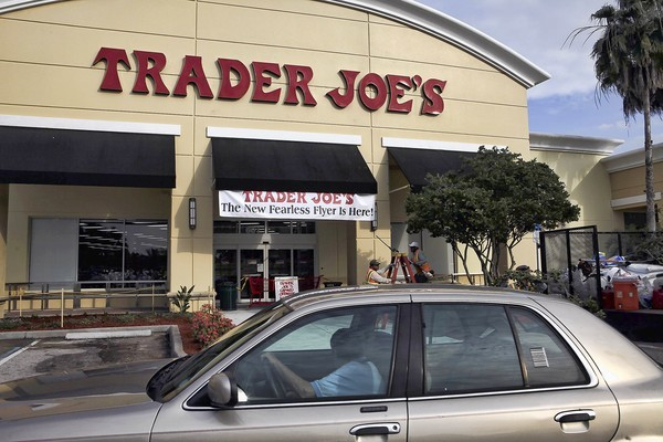 Trader Joe's first Florida location is in Naples.