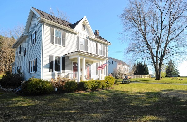 A restoration project on five acres near Westminster is the dream home of Bob and Marian Sleeper.