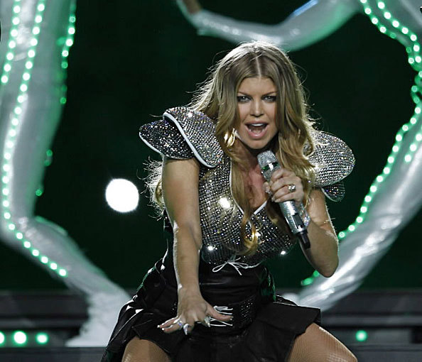 Black Eyed Peas' Fergie confirmed on March 22 that she's not planning to join the reality singing competition.