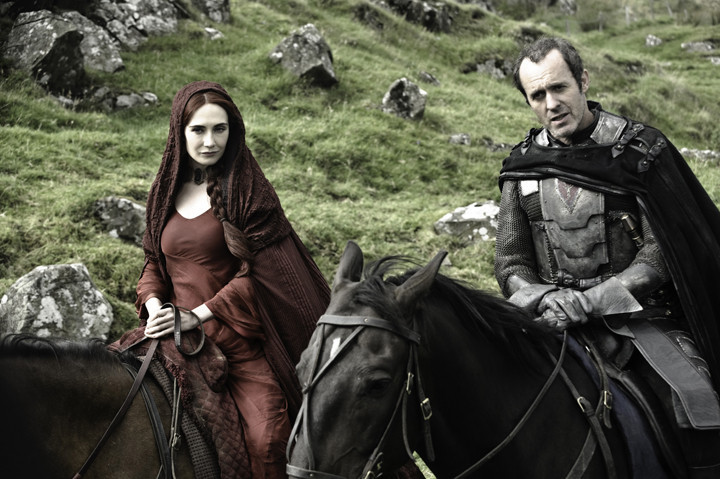 Played by Stephen Dillane  Stannis, oldest of King Robert's surviving brothers, believes he is the true king of Westeros, which splits the House of Baratheon because his younger brother, Renly, wants to be king.