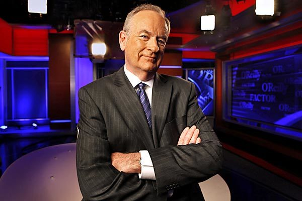 Fox News' top-rated host Bill O'Reilly has helped to make the network a ratings leader.