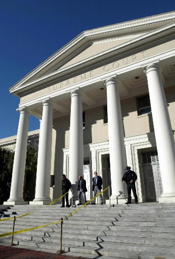 The Florida Supreme Court is weighing whether someone who admits to being in the U.S. illegally can be allowed membership in the Florida Bar [archive photo]