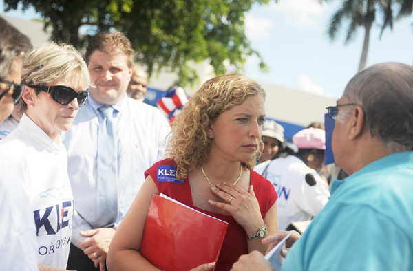South Florida congresswoman Debbie Wasserman Schultz plans to attack GOP agenda in Washington and Tallahassee.