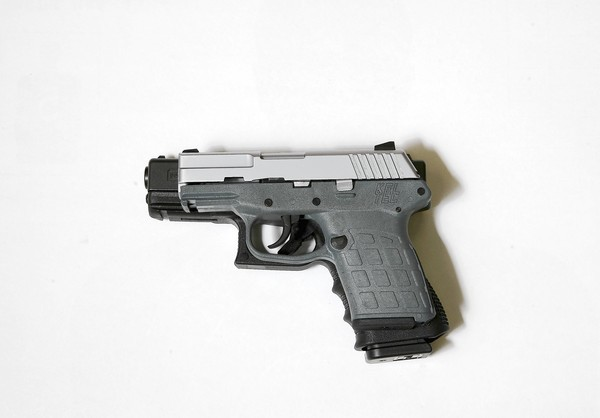 This gun is similar to the one used by George Zimmerman.