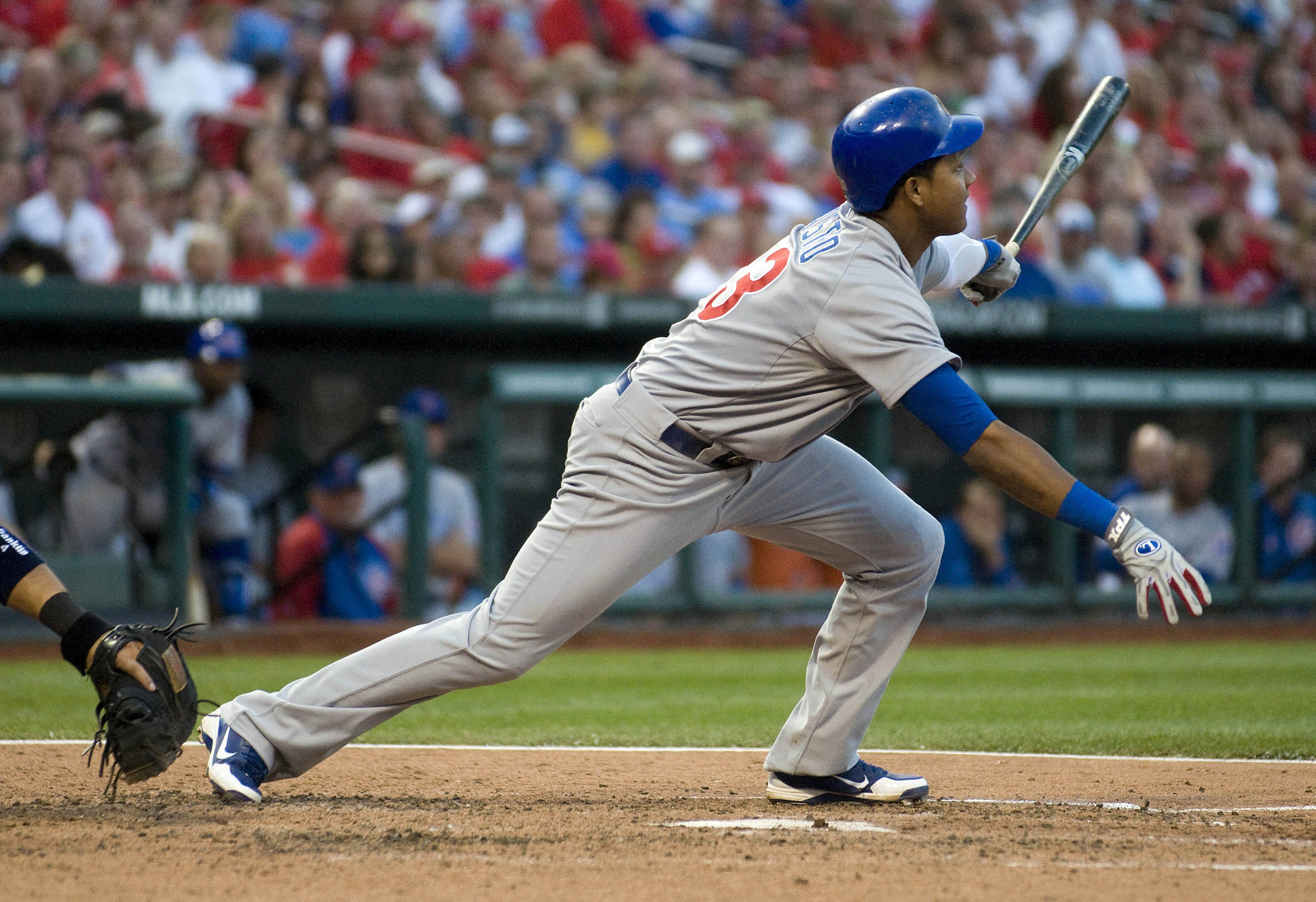 Starlin Castro would like to start at shortstop in the All-Star Game.