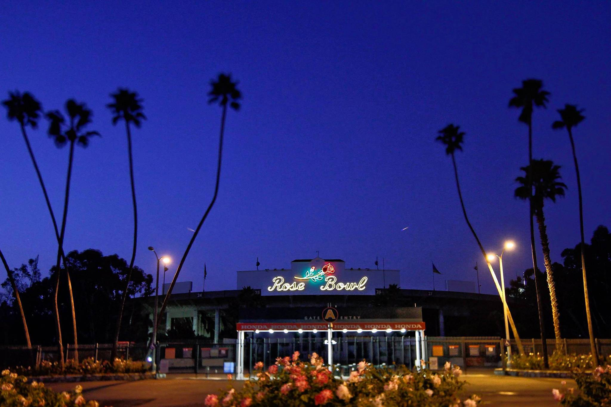 Now nearing 90, the Rose Bowl is in the middle of a big renovation, but the sports continue.