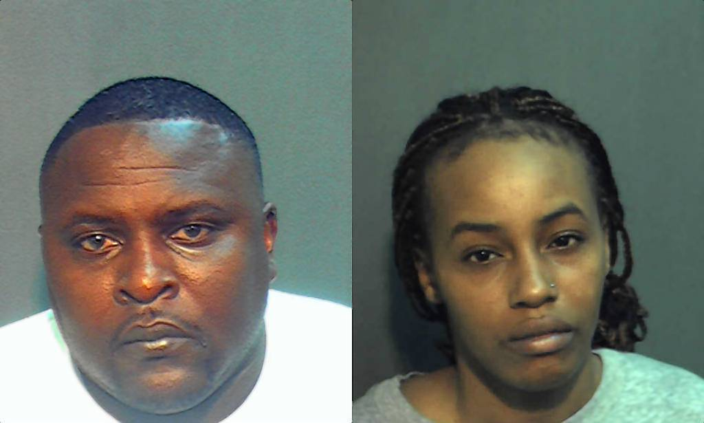 Leshumbia Stokes and Marie Buskey were charged after their 4-year-old accidentally shot herself inside their Titusville home.