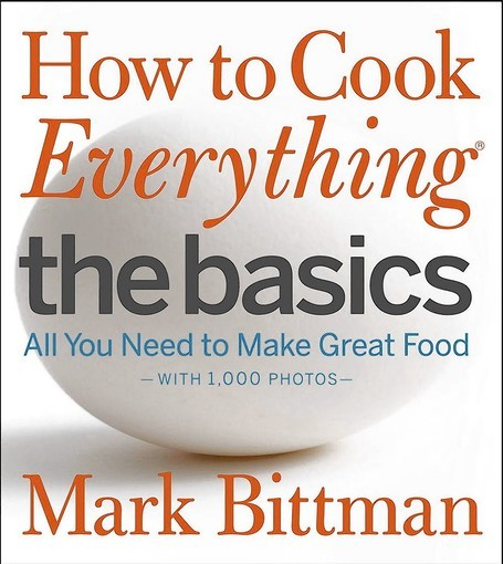 Back to basics: Bittman has produced a work with an impressive attention to detail. With 1,000 photos to present just 185 recipes, you'll understand exactly what he means by sauteing or deglazing or any of the myriad techniques.