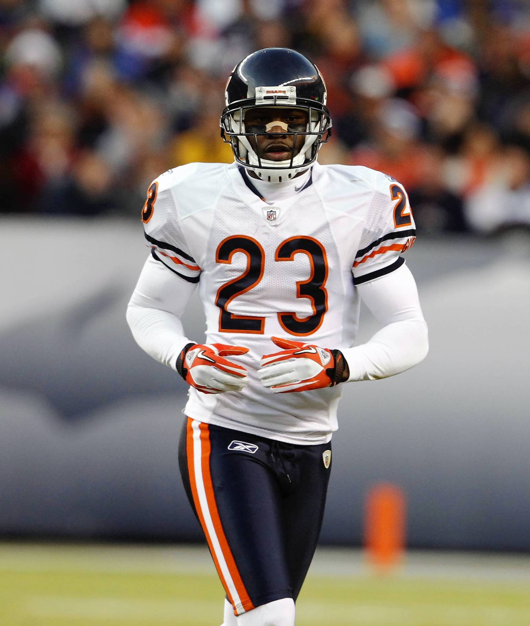 Chicago Bears wide receiver Devin Hester has listed his 3,100-square-foot Gurnee home for $329,900.