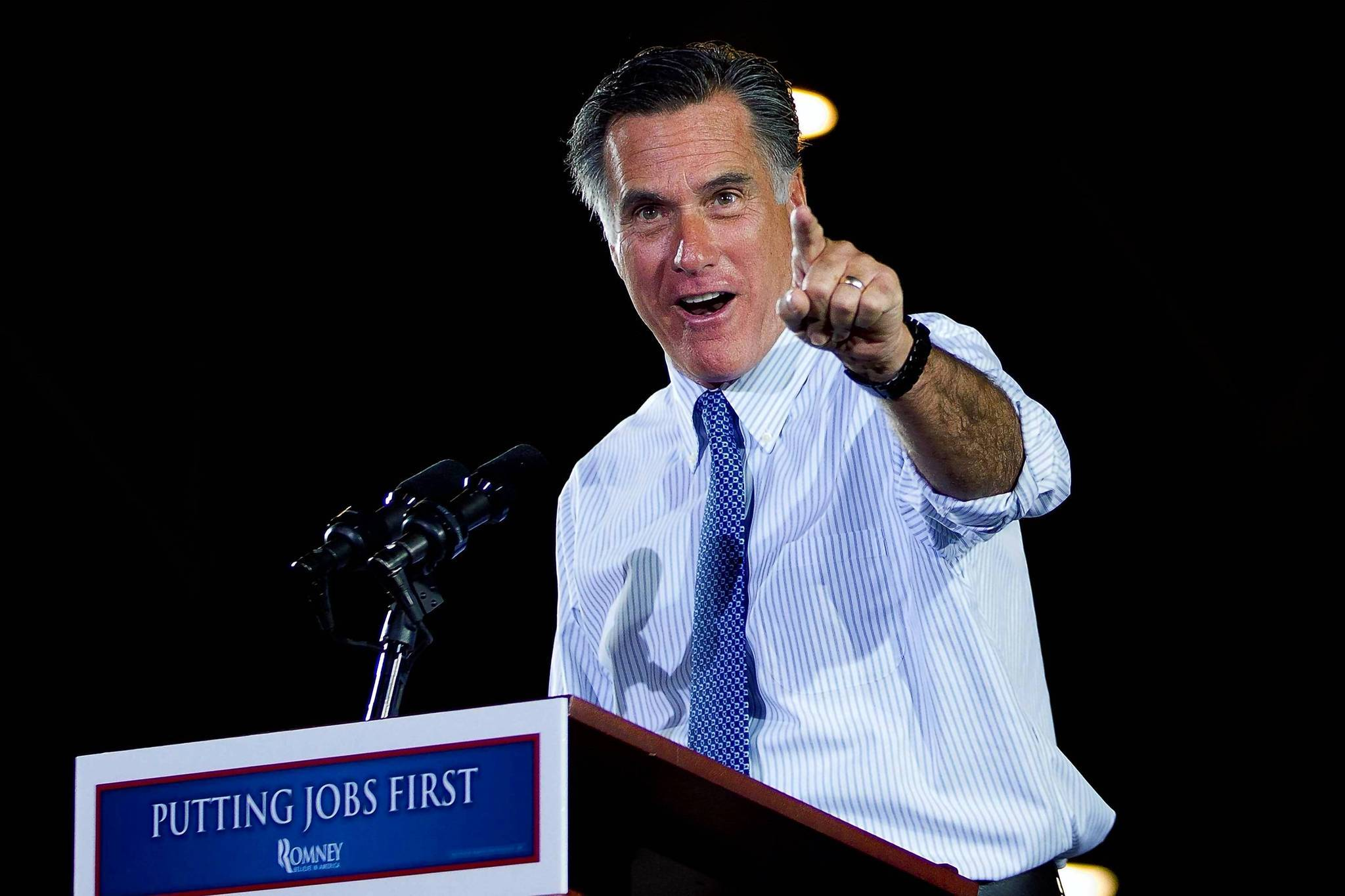 When Mitt Romney was Massachusetts governor, state spending rose by 22%, nearly double the rate of inflation.