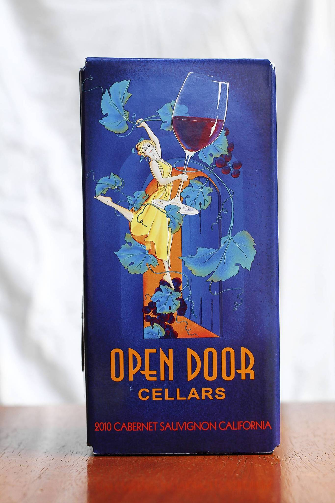 2010 Open Door Cellars Cabernet Sauvignon