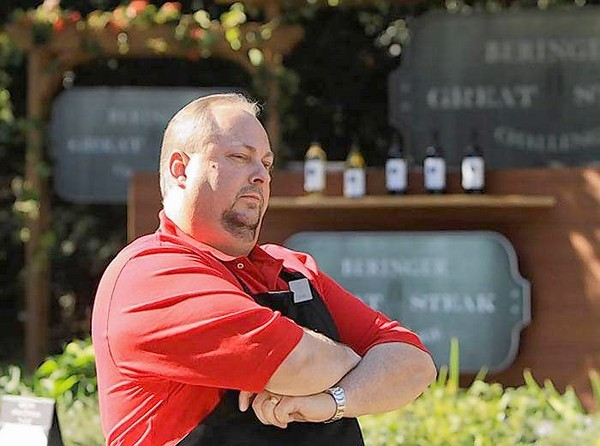 Clermont resident Dan LaBrie was a finalist in the Beringer Great Steak Challenge 2.