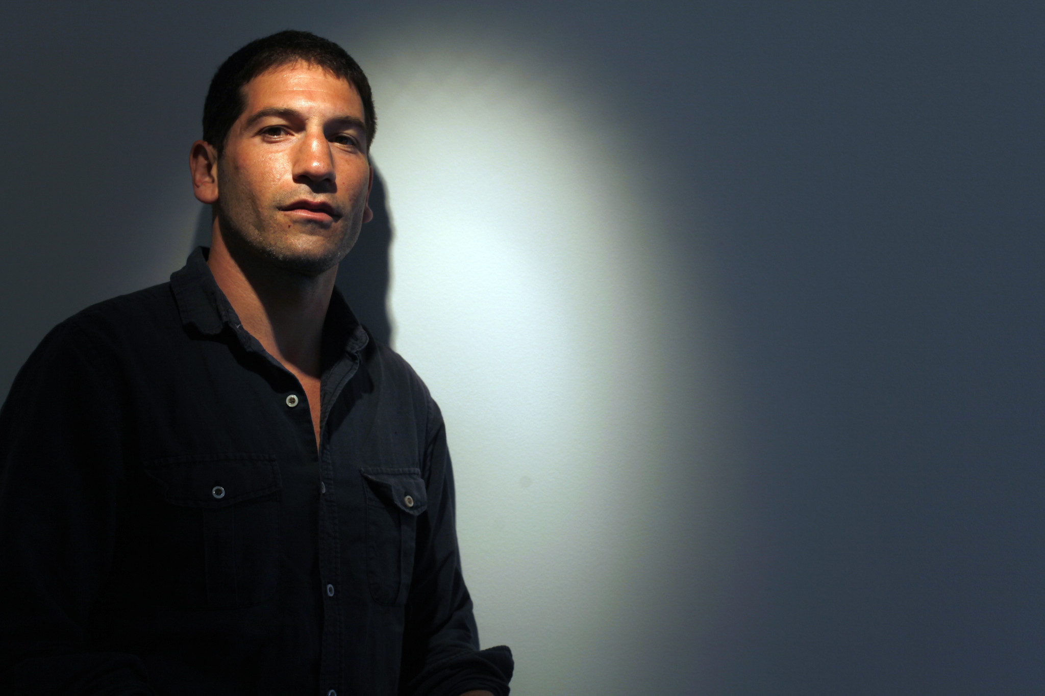 "Jon Bernthal turned in a remarkable performance as the morally compromised Shane on the hit AMC series ""The Walking Dead."""