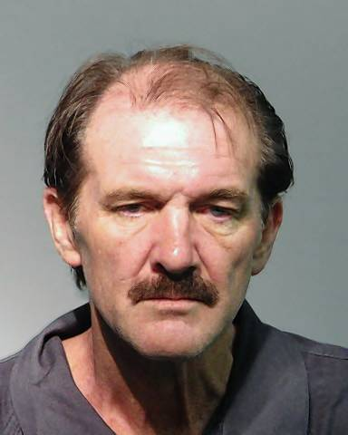 Christopher Seckington, 52, was charged with attempted murder after he allegedly shot someone at a home in Altamonte Springs.