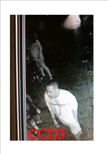 Possible witness: La Cantina killing