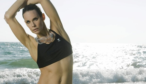 Alexandra Paul trained hard for the 12.5-mile race around Key West.
