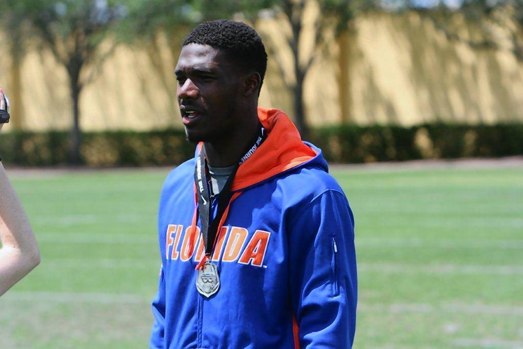 RUN WITH LIST IF LIST IS SHORT: Daytona Beach Mainland linebacker Quinton Powell is the top-rated committed player inthe Sentinel's 2013 Florida Top 100. Powell is committed to Florida.