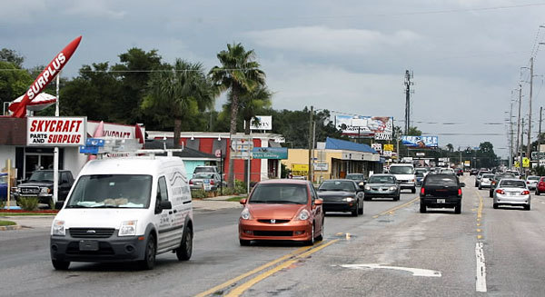 Some Winter Park residents and merchants might not like the view on the drive from I-4 to tony Park Avenue. But plans to revitalize the route make some uneasy, too. Some business owners say theyre anxious about whether the eventual plan for the area will include businesses like theirs.