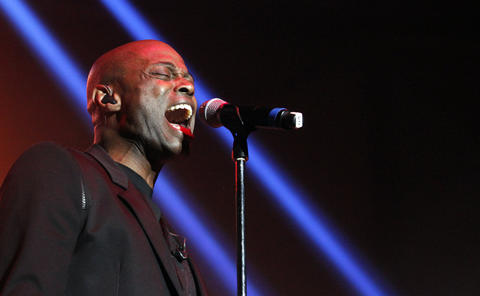 KEM performs at the 45th annual Hampton Jazz Festival at the Hampton Coliseum on Sunday, June 24, 2012.