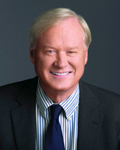 Chris Matthews got his first big taste of traveling through his work with the Peace Corps.