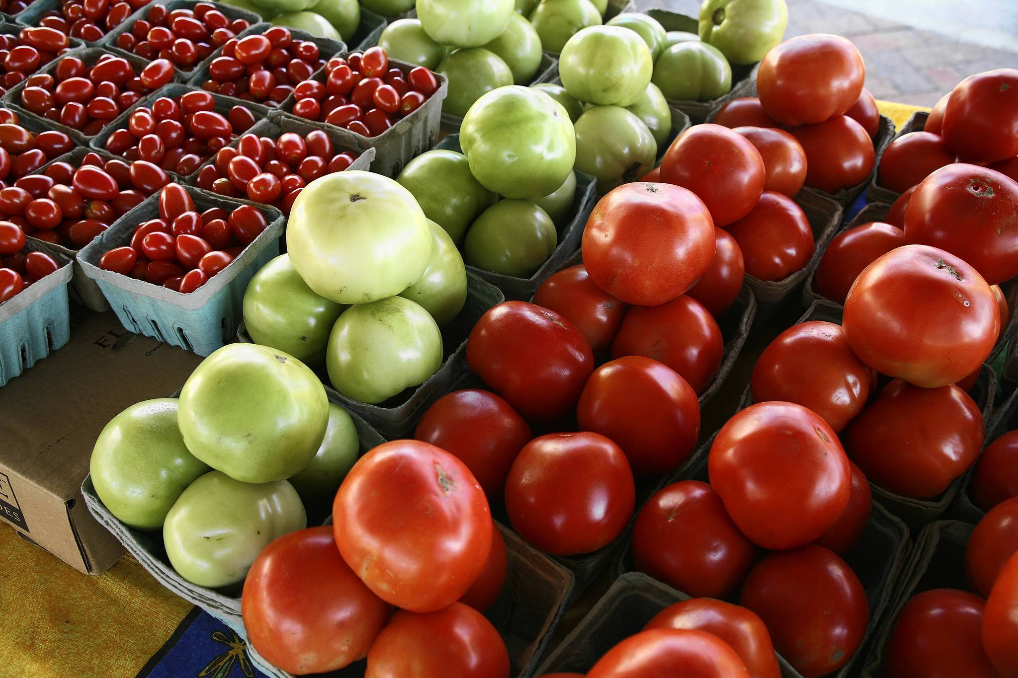 Vote for your favorite local food source in the 4th annual Americas Favorite Farmers Markets contest.