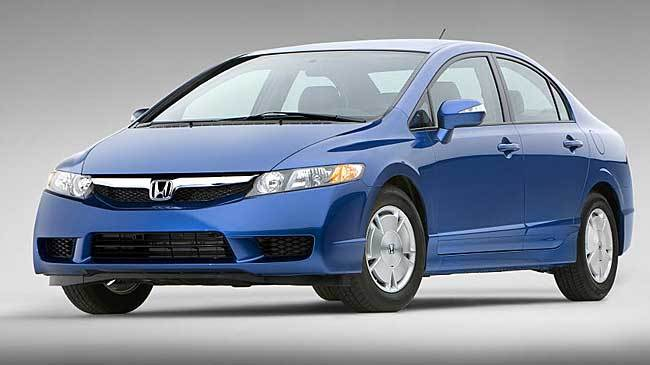 Popular cars like the Honda Civic can be a better deal than comparable but relatively scarce models.