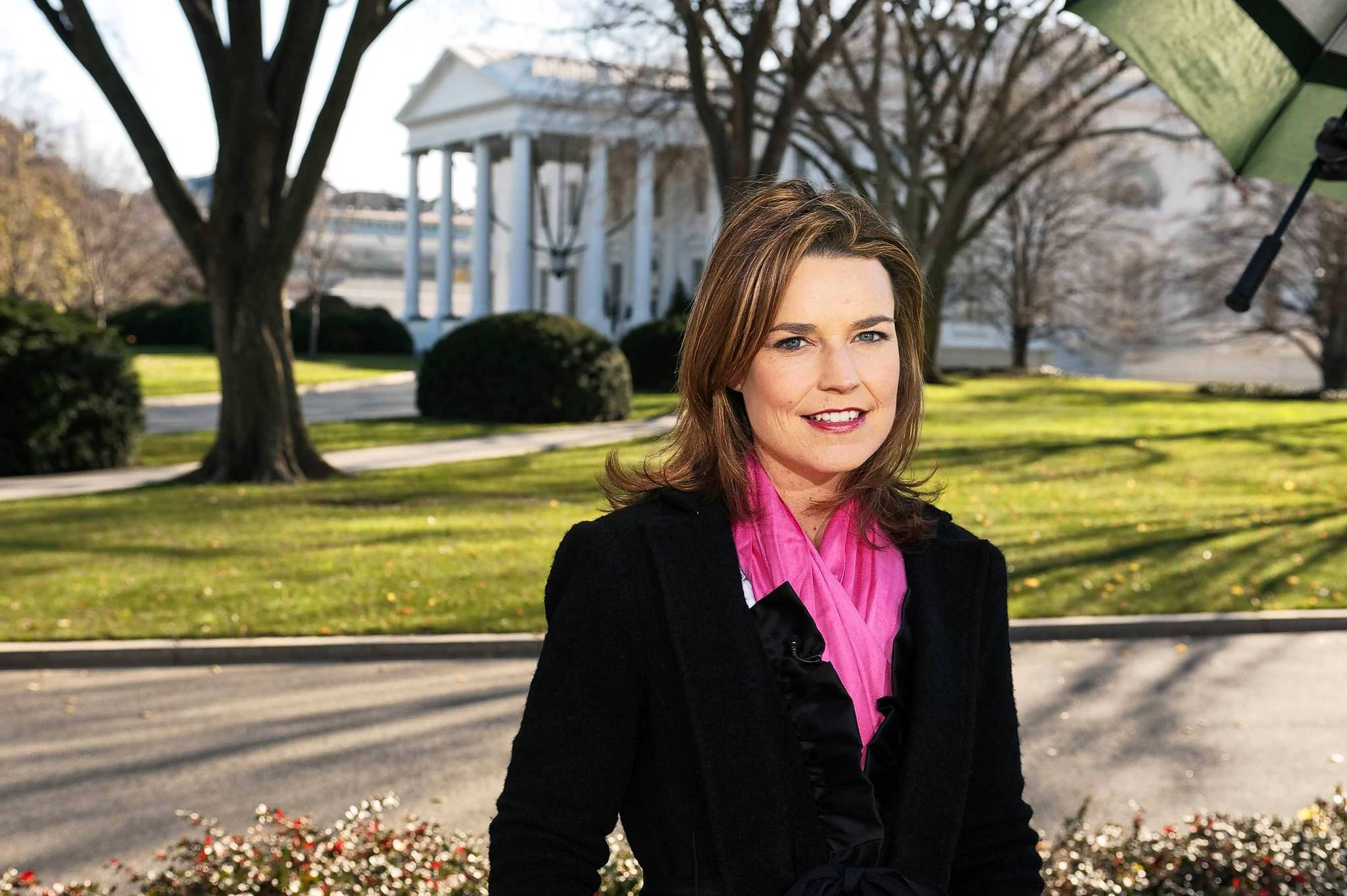 Savannah Guthrie is on the shortlist for Ann Curry's replacement.