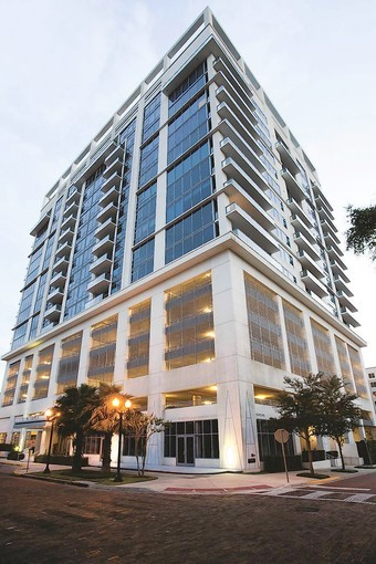 A Michigan group on Wednesday purchased downtown Orlando's Star Tower for $11.8 million.