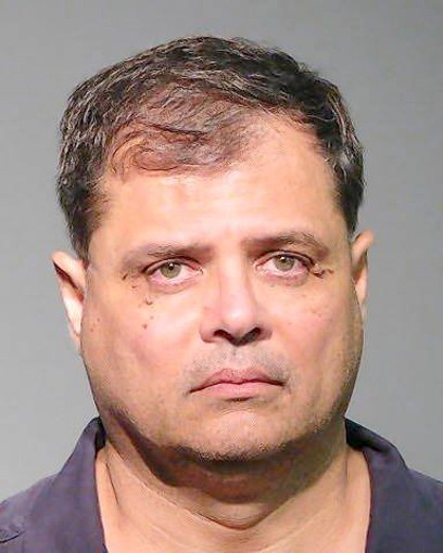 Francisco Rodriguez, 53, was arrested on charges of molesting and exposing himself to an elderly patient at South Seminole Hospital in Longwood.