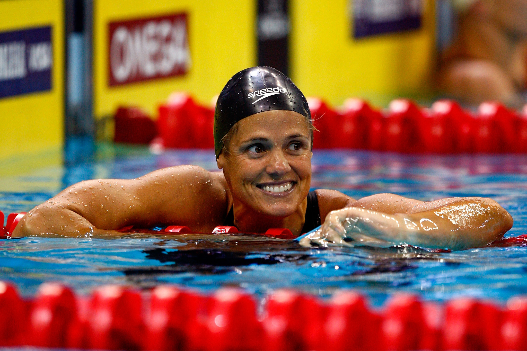Dara Torres, a Coral Springs resident, is attempting to earn a spot on her sixth Olympic Games.