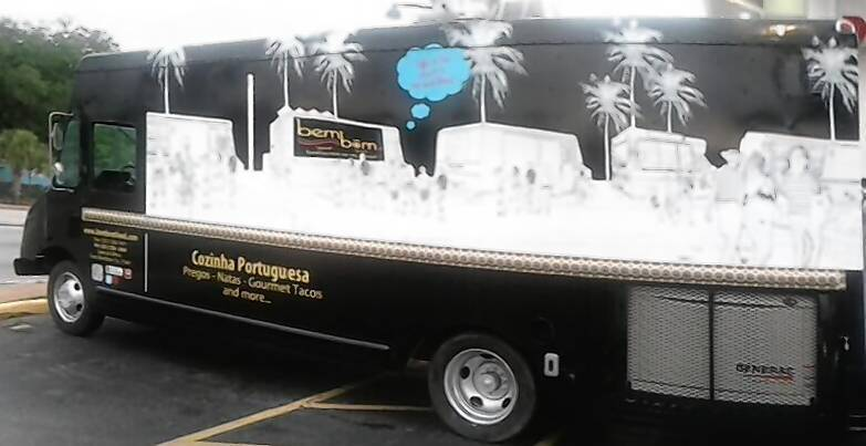 Follow Bem Bom, Central Florida's first authentic Portuguese food truck, on Facebook.