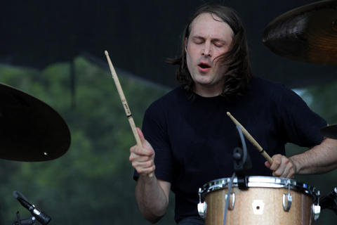 The Psychic Paramount performs at Pitchfork Music Festival at Union Park Saturday July 14, 2012.