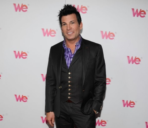 """My Fair Wedding"" star David Tutera  at WE tv's ""Family Affair"" 2012 Winter TCA event at Langham Hotel on January 13, 2012 in Pasadena, Calif."