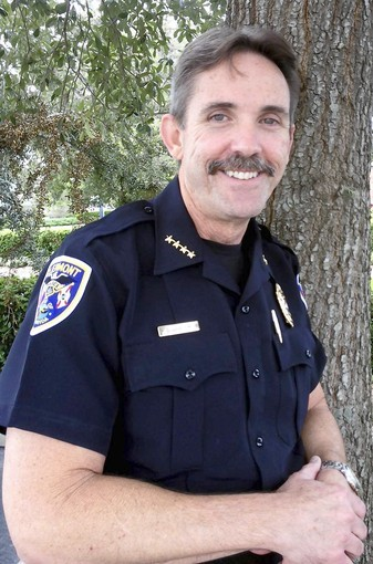 Clermont police Chief Steve Graham.