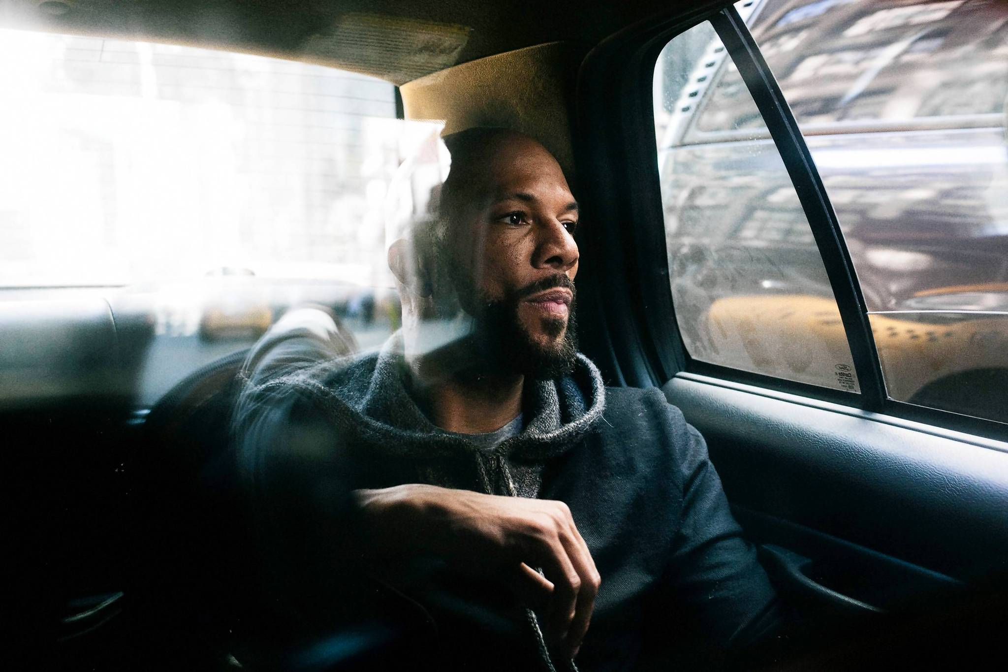 Actor and hip-hop artist Common performs Saturday as part of the Summer Spirit Festival at Merriweather Post Pavilion.