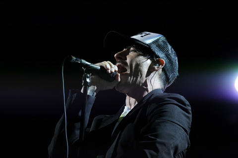 The Red Hot Chili Peppers perform at Lollapalooza Saturday August 4, 2012.