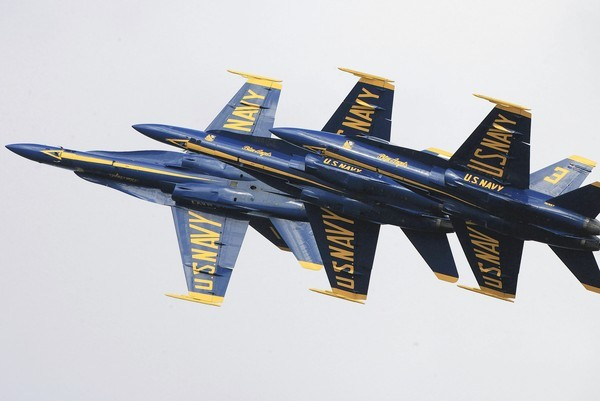 The Navy's Blue Angels will be in the air this fall as part of Florida's lineup of air shows.