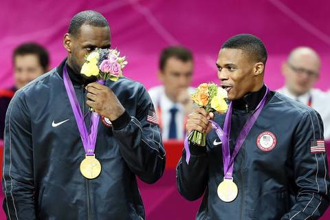 Day 16: Top Olympic shots from London -- Chicago Tribune