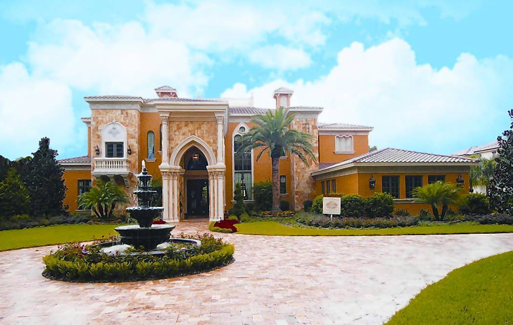 Dwight Howard house in Orlando