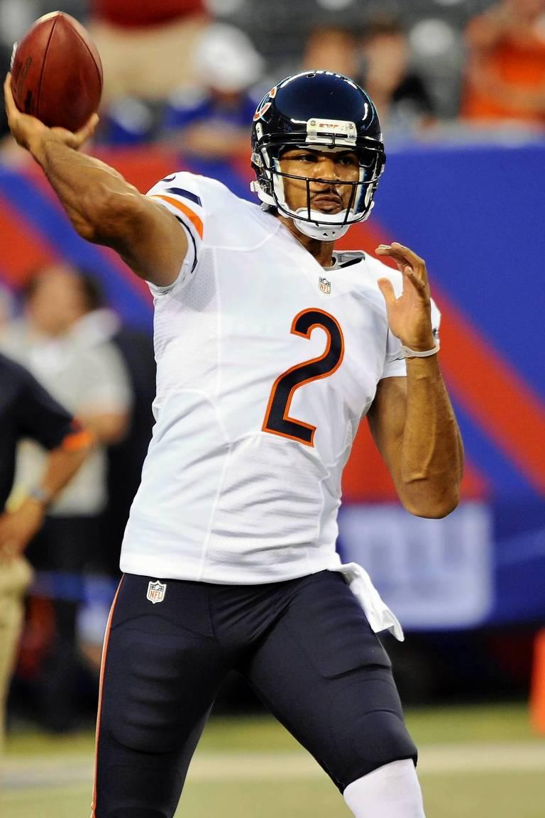 Jason Campbell Bears