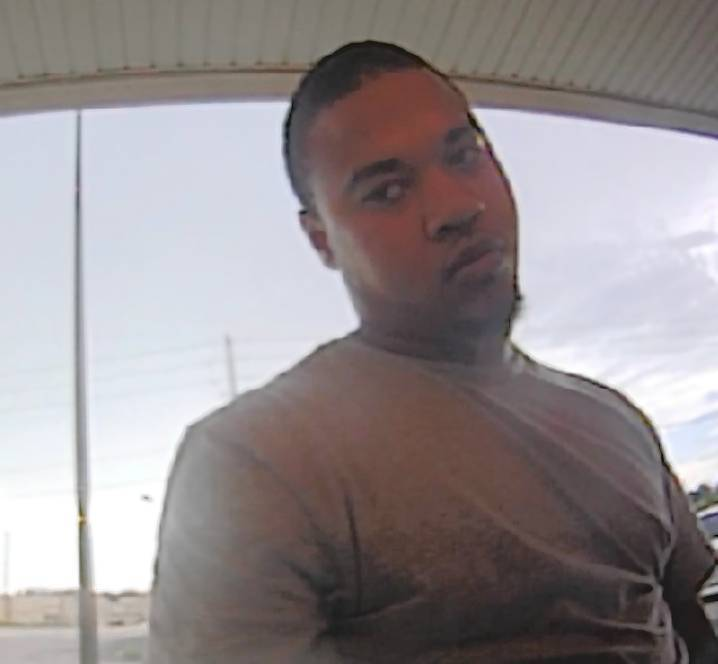 "Apopka Police are looking for this man suspected of burglarizing cars in August at a local dog park as part of the ""Felony Lane"" crime ring."