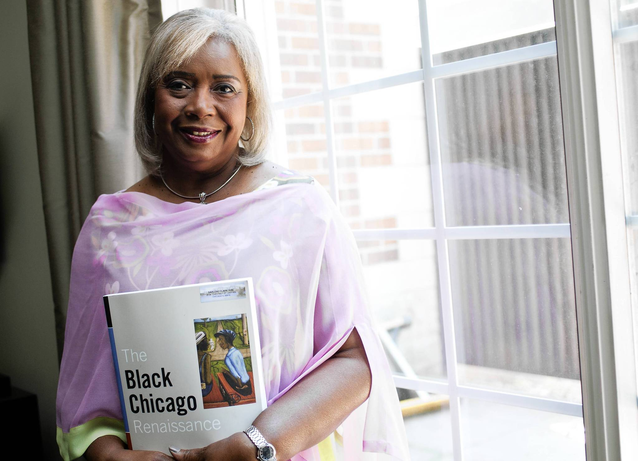 "Darlene Clark Hine, a professor at Northwestern University, co-authored the book ""The Black Chicago Renaissance,"" which discusses how there was a version of the Harlem Renaissance  in Chicago."