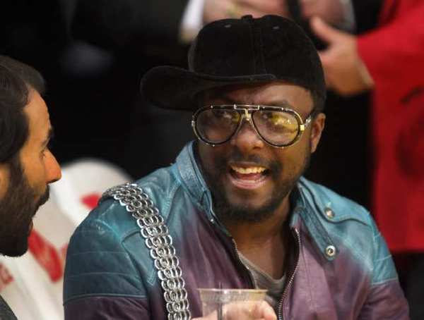 Will.i.am's tune is out of this world.