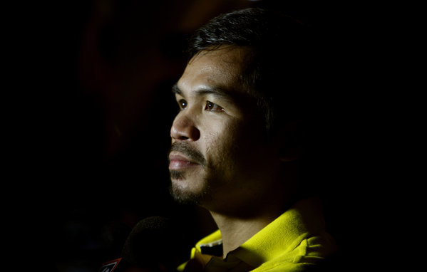 Manny Pacquiao's next fight will be in Las Vegas, promoter Bob Arum said, but the opponent and date are still to be determined.