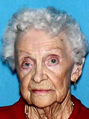 Margaret Langewisch, 89, of Casselberry apparently drove into a retention pond in Winter Springs, where her body was found Aug. 28, 2012.
