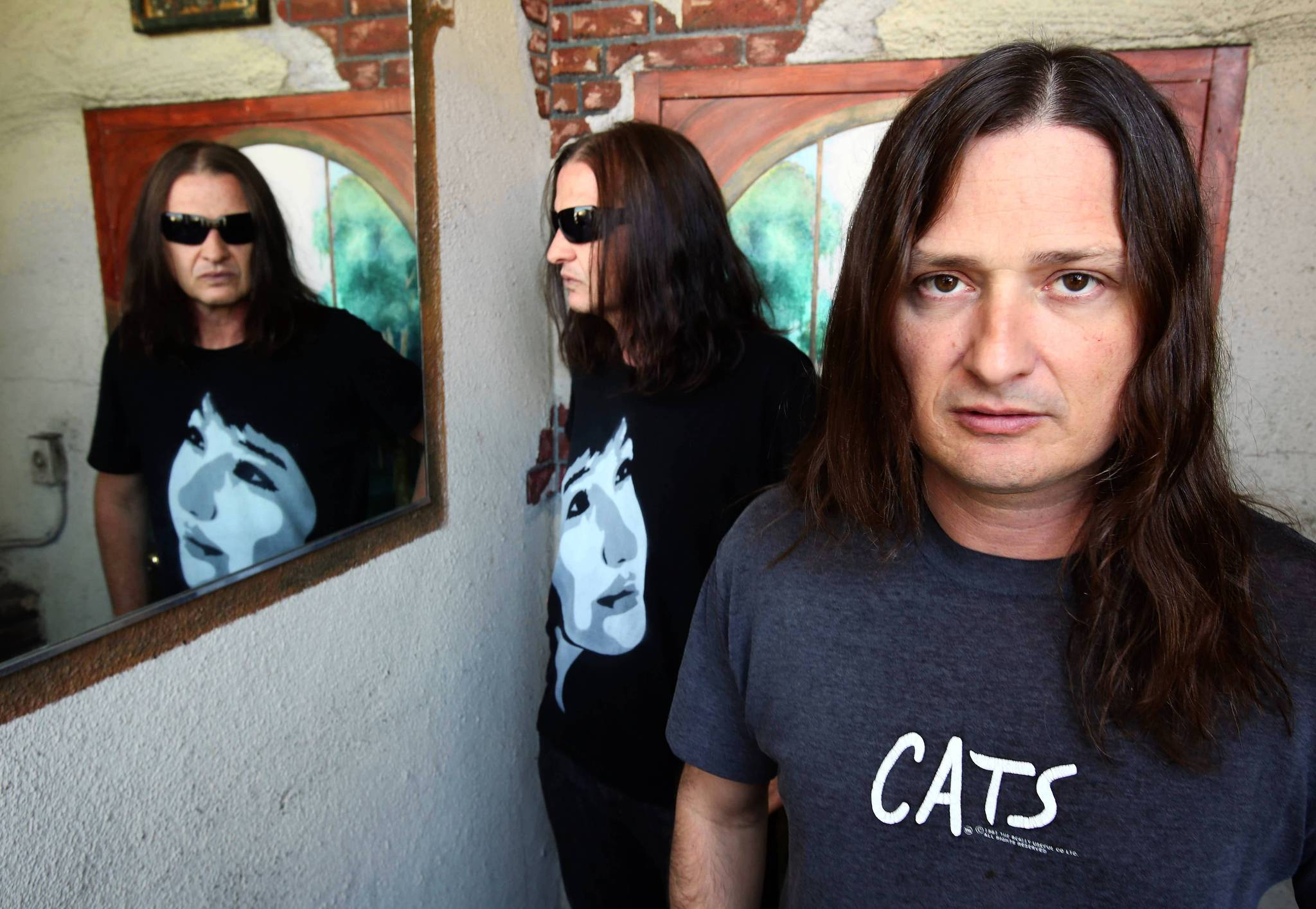 Jeff, left, and Steven McDonald of Redd Kross.